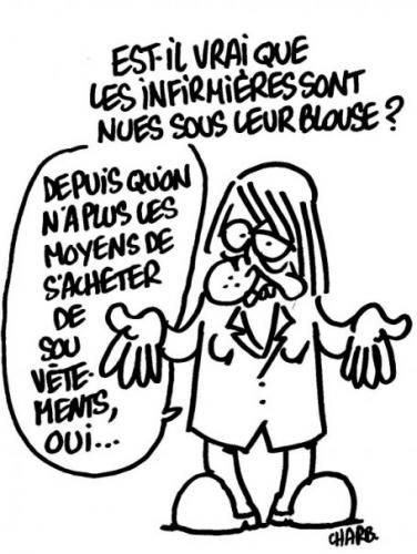 Dessin de Charb 6
